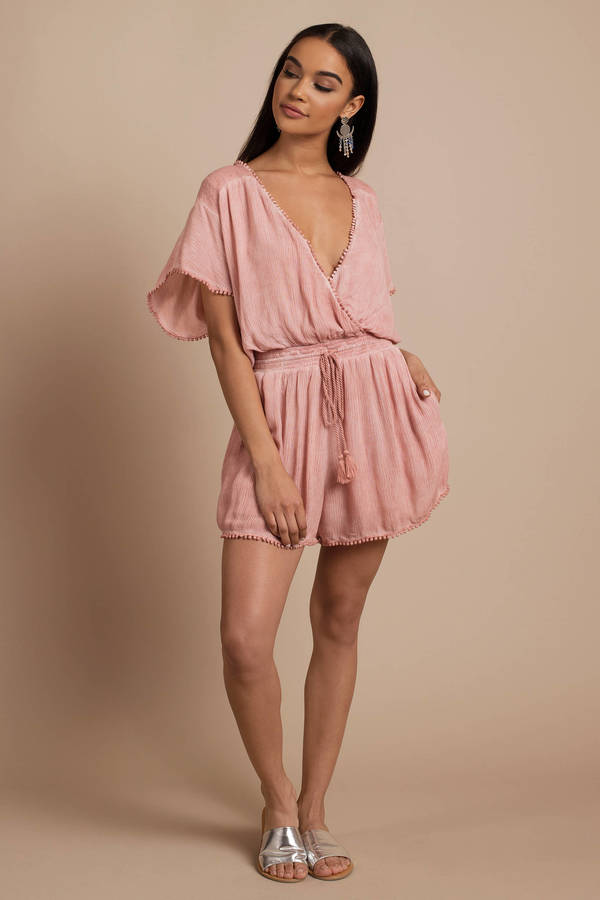 Primrose Short in Pink. - size M (also in S,XS) The Jetset Diaries