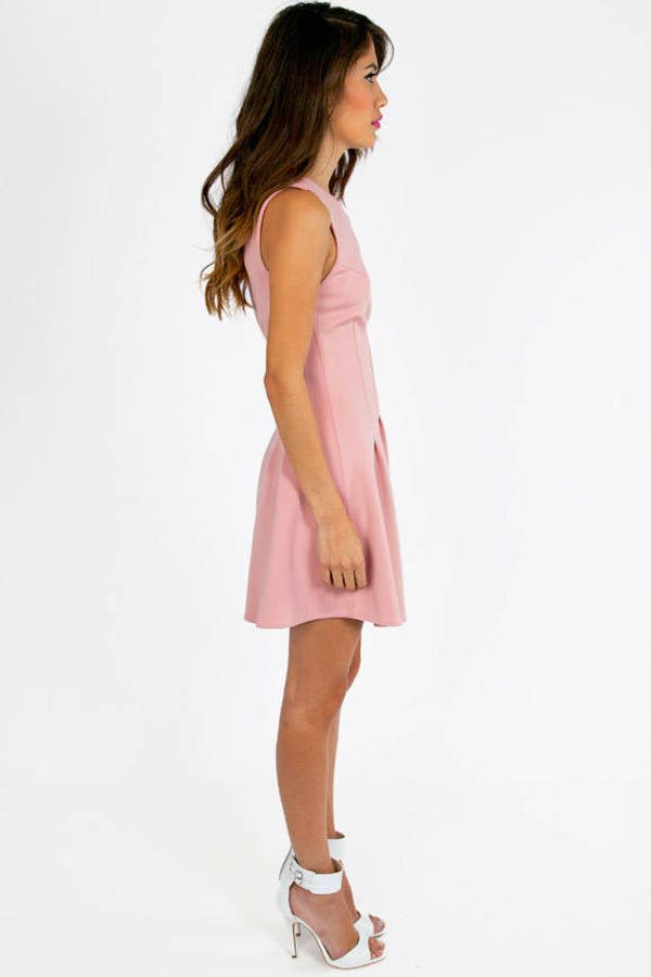 Sitting Pretty Skater Dress