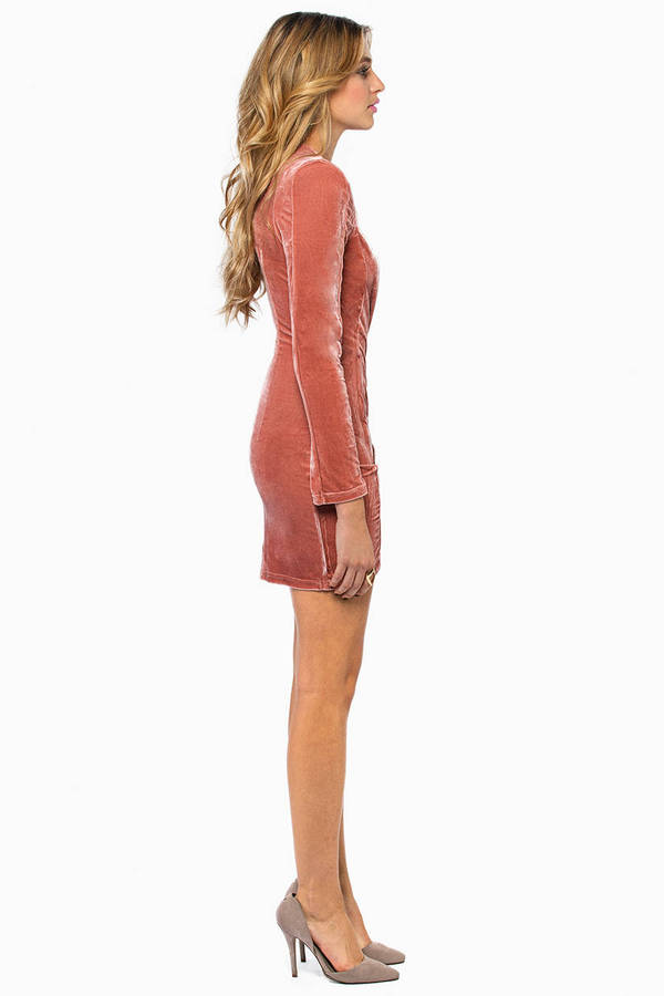 Standing Ovation Bodycon Dress