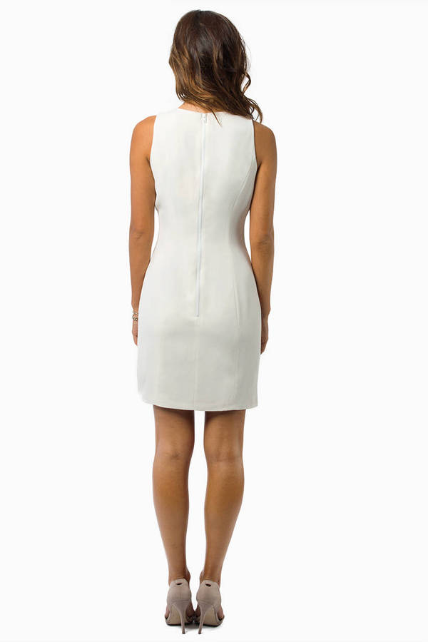 Keepsake Check Point Dress