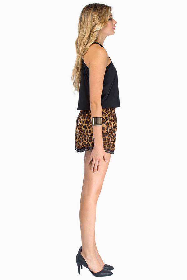 Feeling Feline Shorts