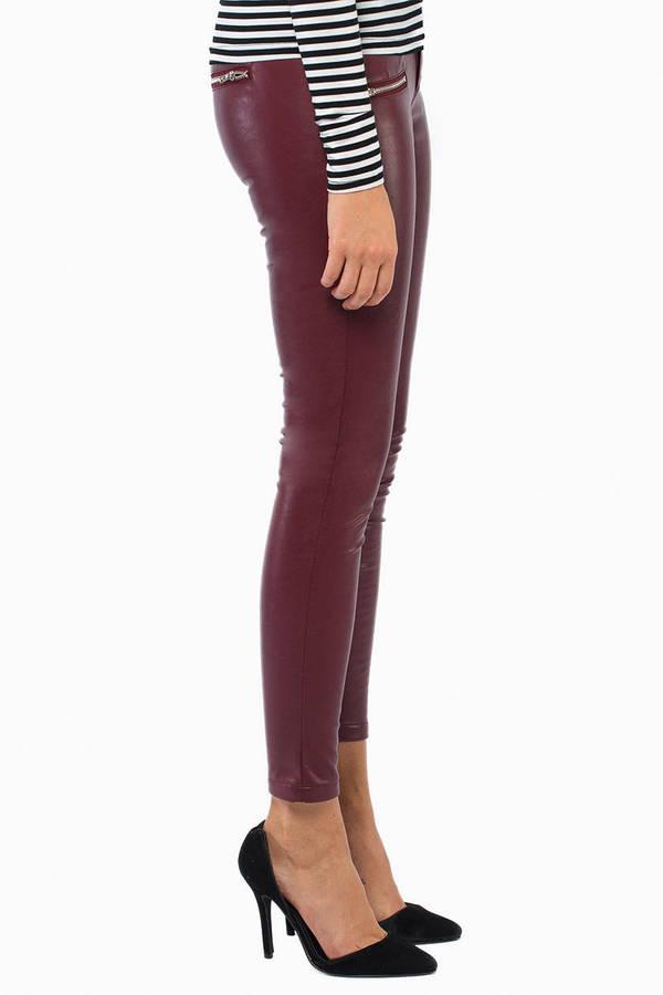 Kenzie Zip Pants