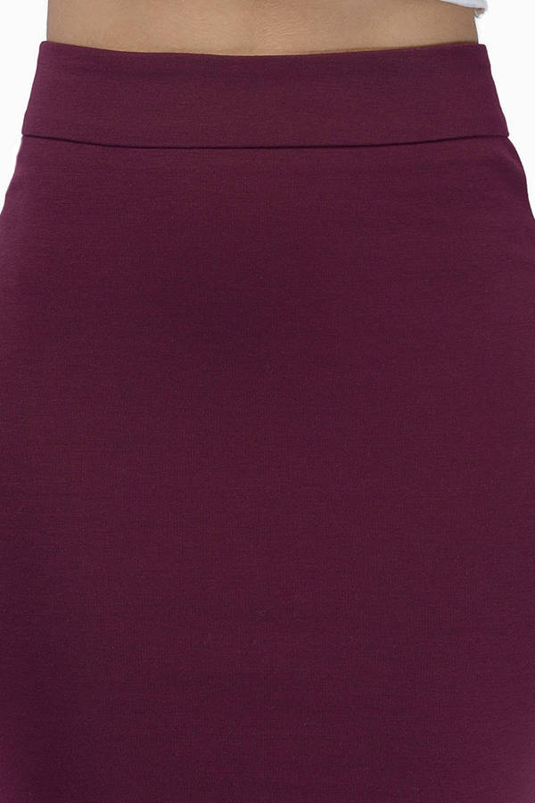Miss Interpreting Pencil Skirt