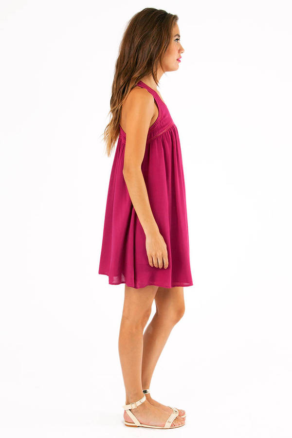 Sweet as Babydoll Dress