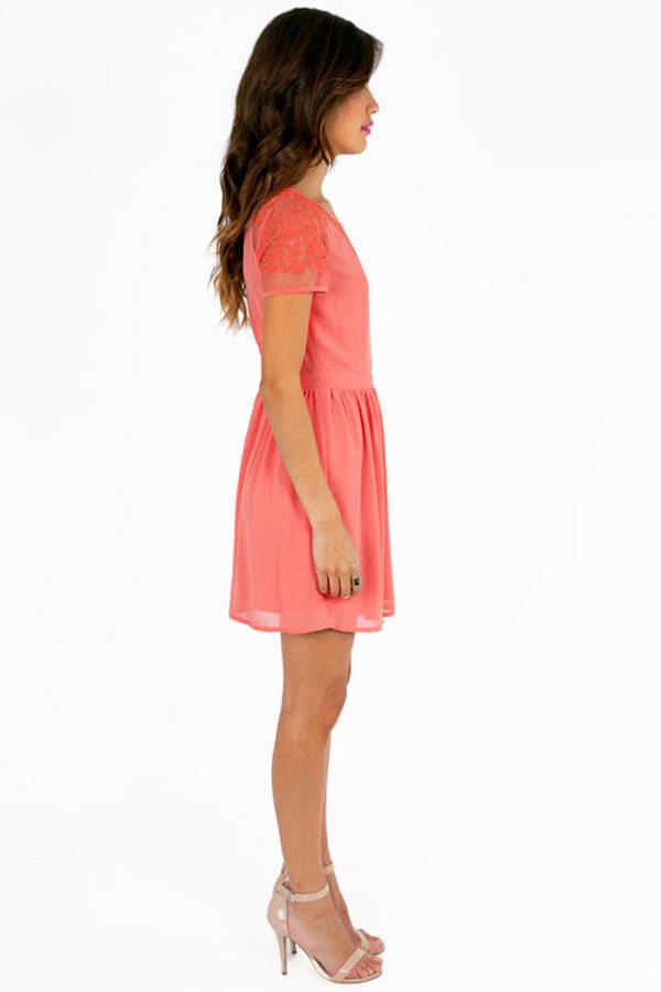 Enchantress Lace Dress