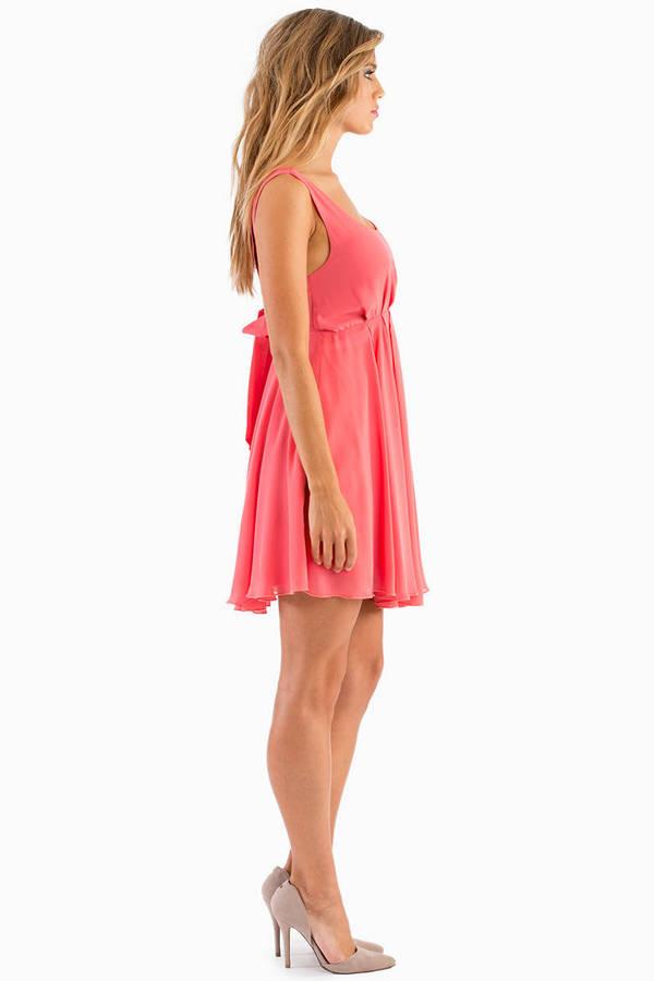 Sweet Vicky Bow Dress