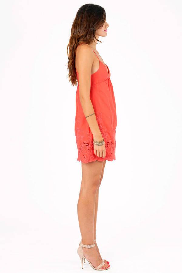 Zane Raceback Dress
