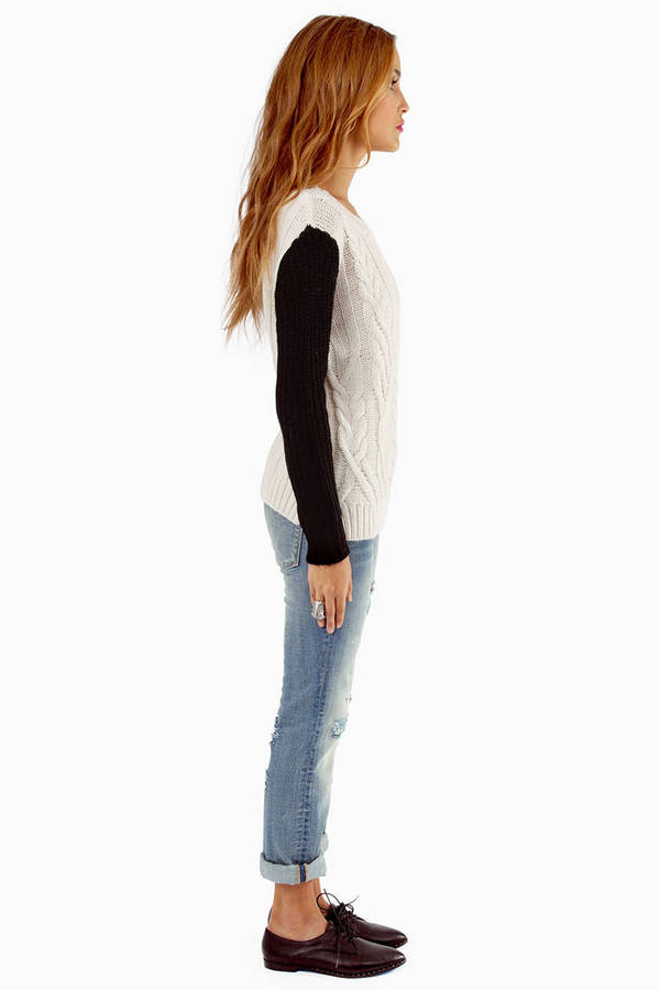 Whergo My Elbow Sweater