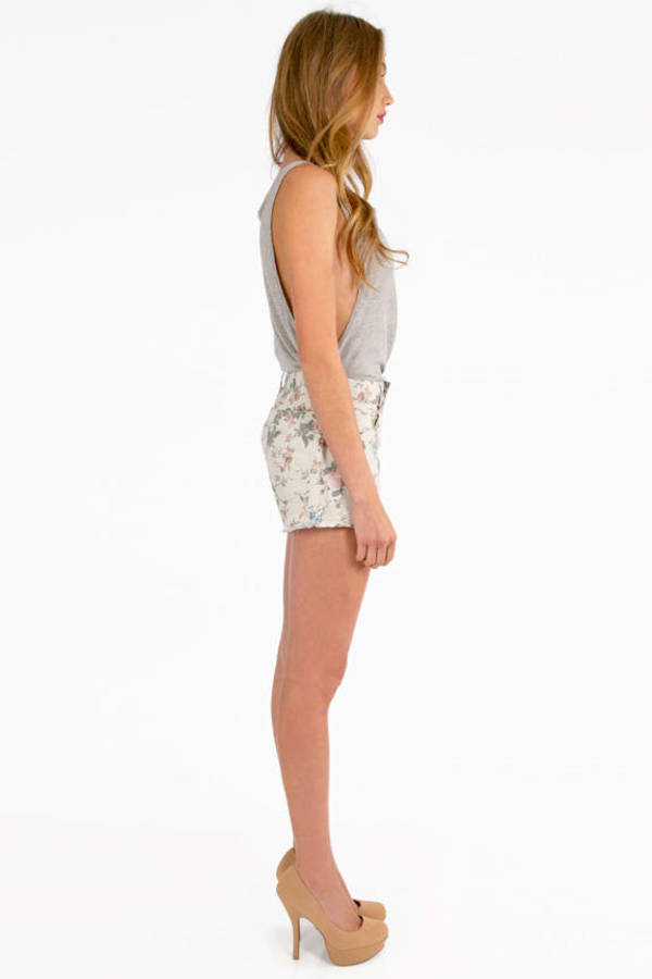 Sammi Floral Shorts
