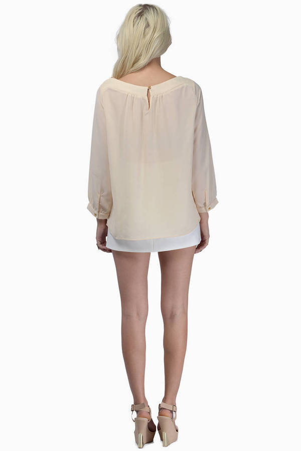 Love Ballad Blouse