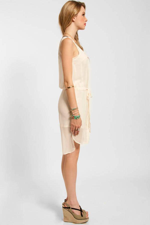 Lush Puh-leats Sleeveless Dress