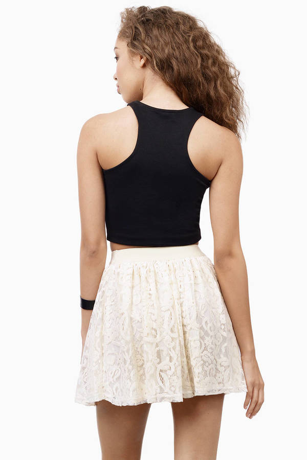 Skaterade Skirt