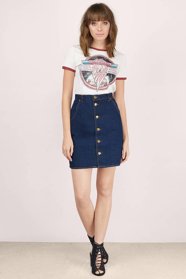 Discover the latest women's fashion skirts. Shop ladies skirts and be inspired by the current fashion trends. 30% off 1st order.