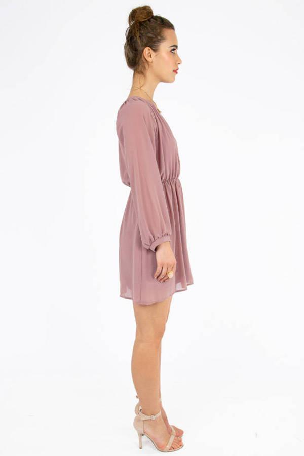 Tara Chiffon Dress