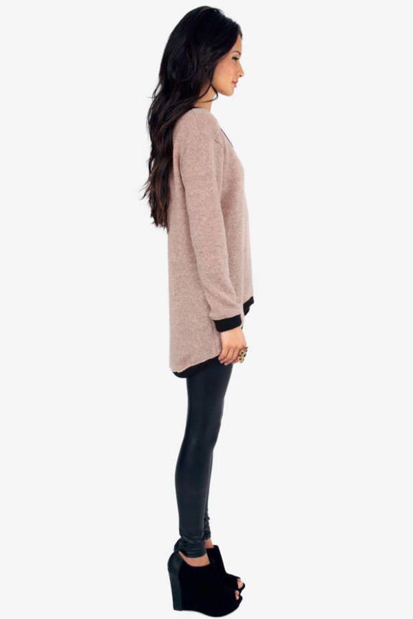 Pocketful of Glitz Sweater