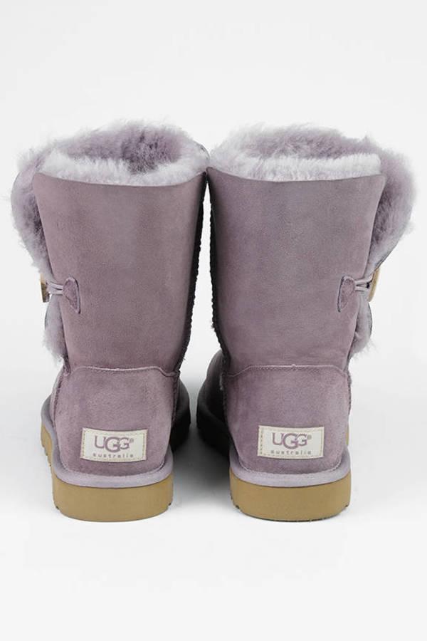 d271fca1146 Bailey Button Sheepskin Boots