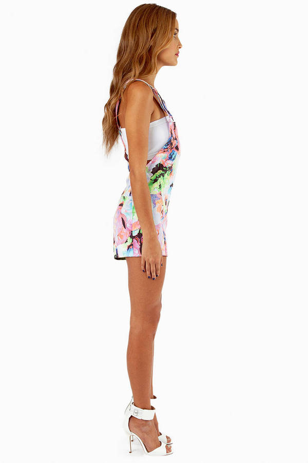 Finders Keepers Shuffle A Dream Playsuit