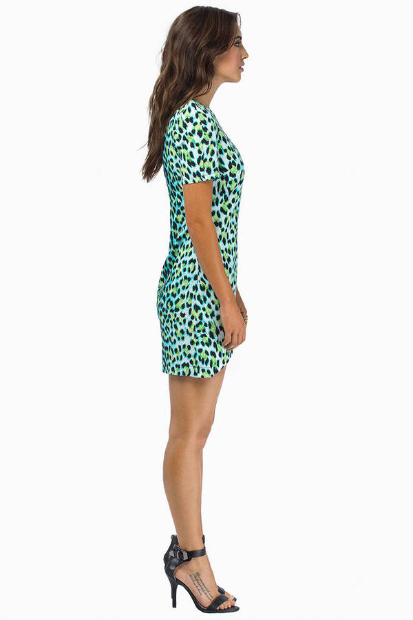 Be Bold Bodycon Dress