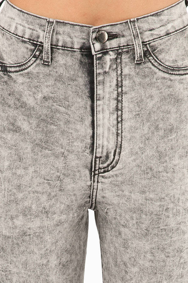 Vibrant M.I.U Never Too Late Skinny Jeans