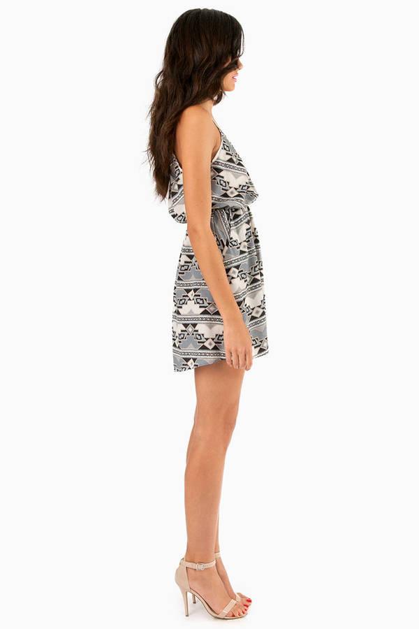 Cleo Cinched Waist Dress