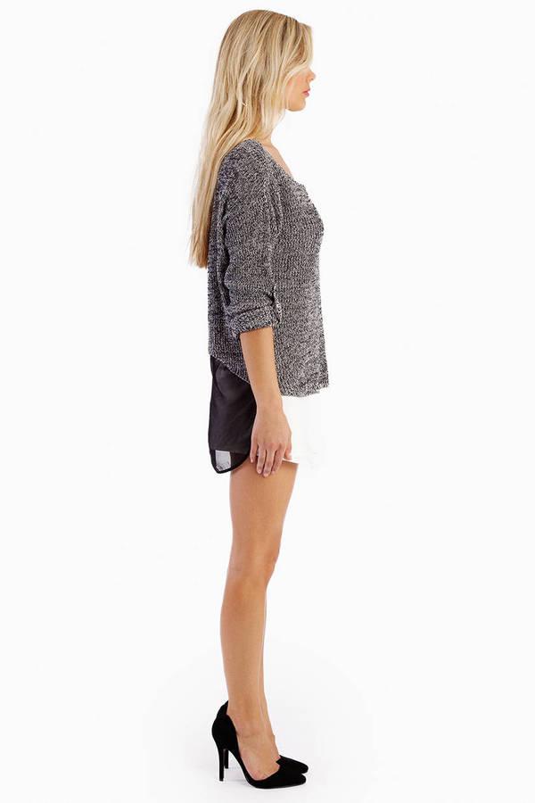 Swoop Sweater