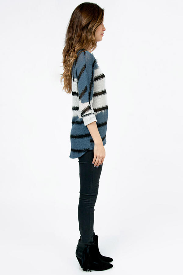 Hi-Low and Stitch Top