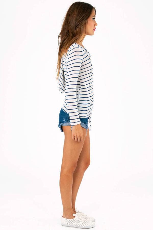 Haley Hooded Sweater