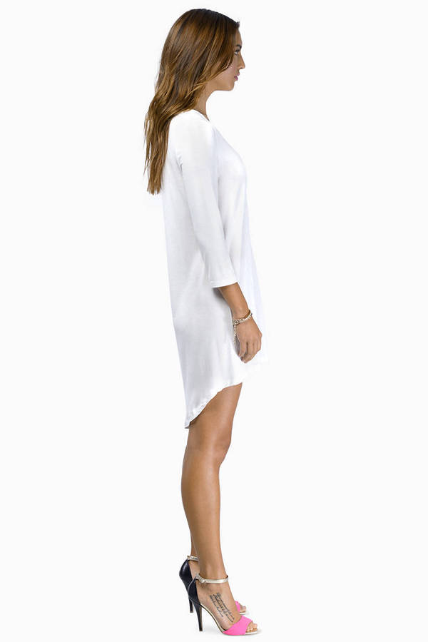 Down Low Tunic Dress