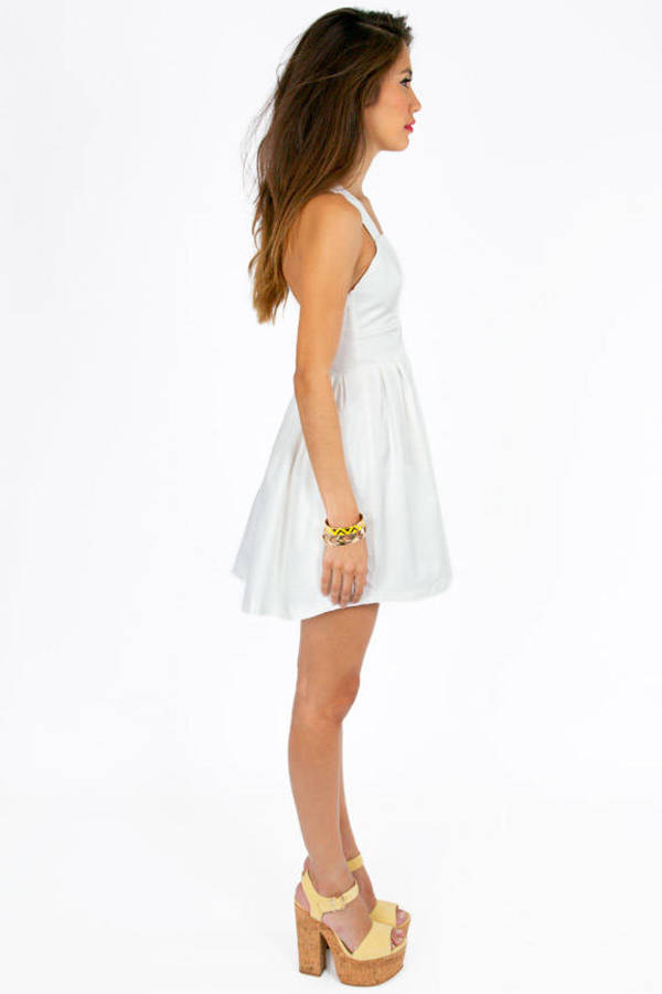 Exposium Skater Dress