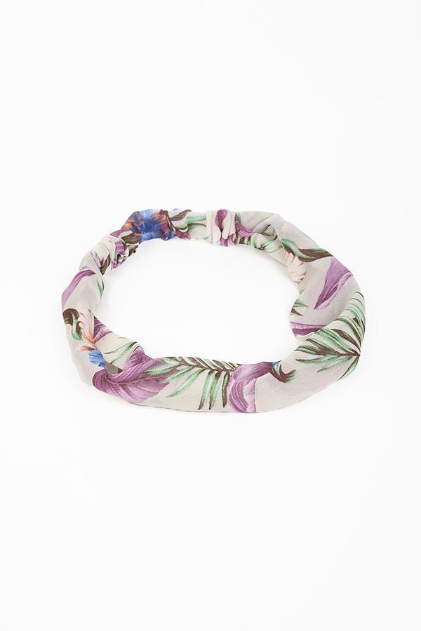 Floral Paradise Headband