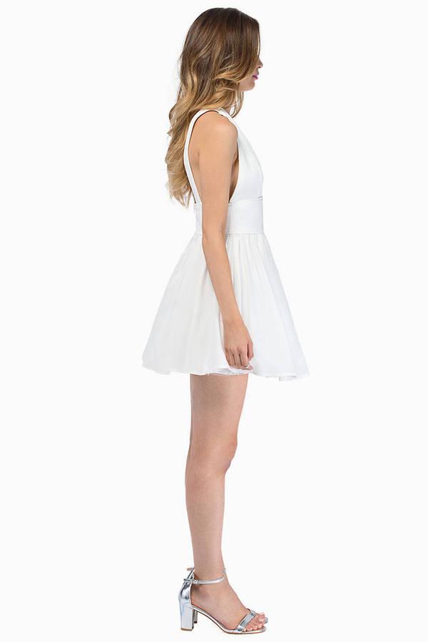 Kassandra Skater Dress