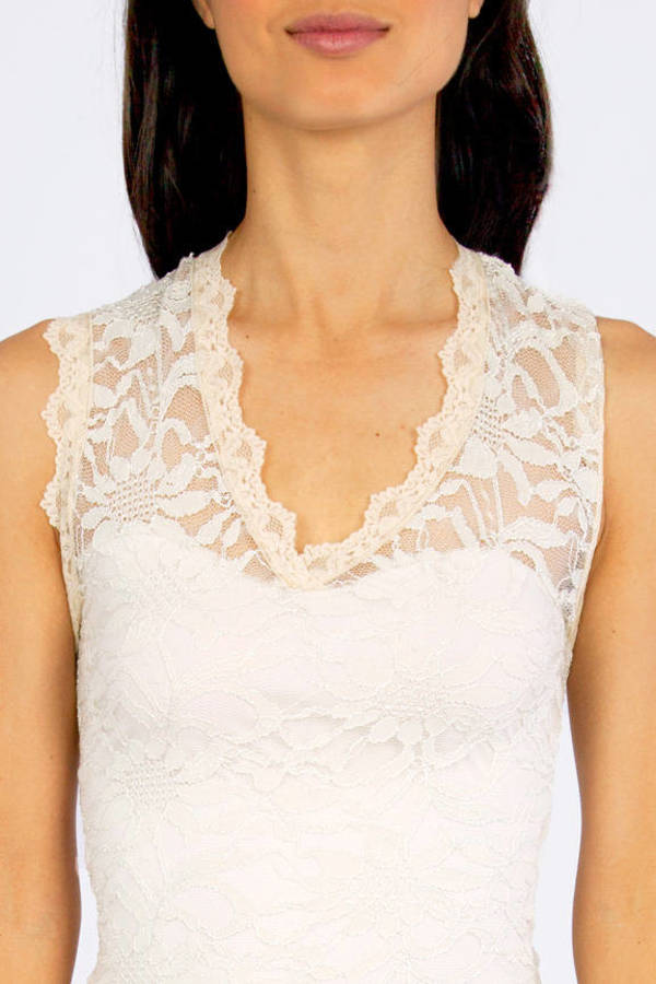 Laced Surely Dress