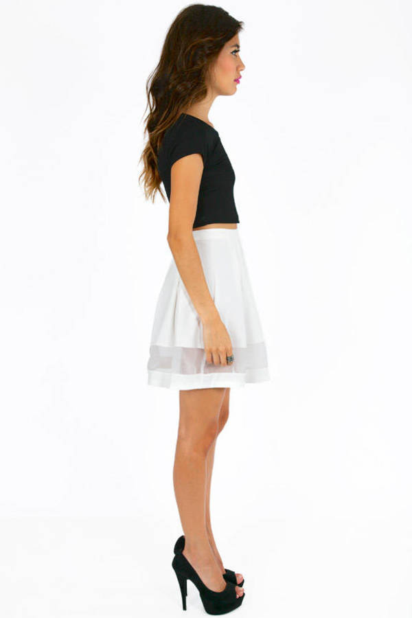 Pleat it Up Skirt