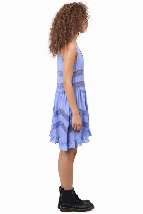 Playing Ruffle Dress