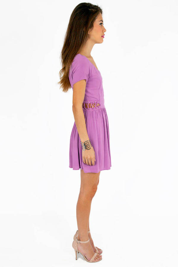 Sew Laced Sally Dress