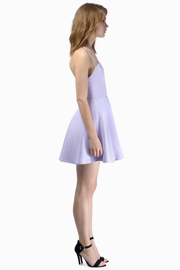Sweet Side Skater Dress