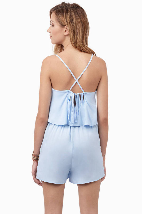 Crosswalk Romper
