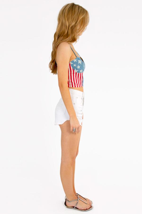 American Beauty Bustier