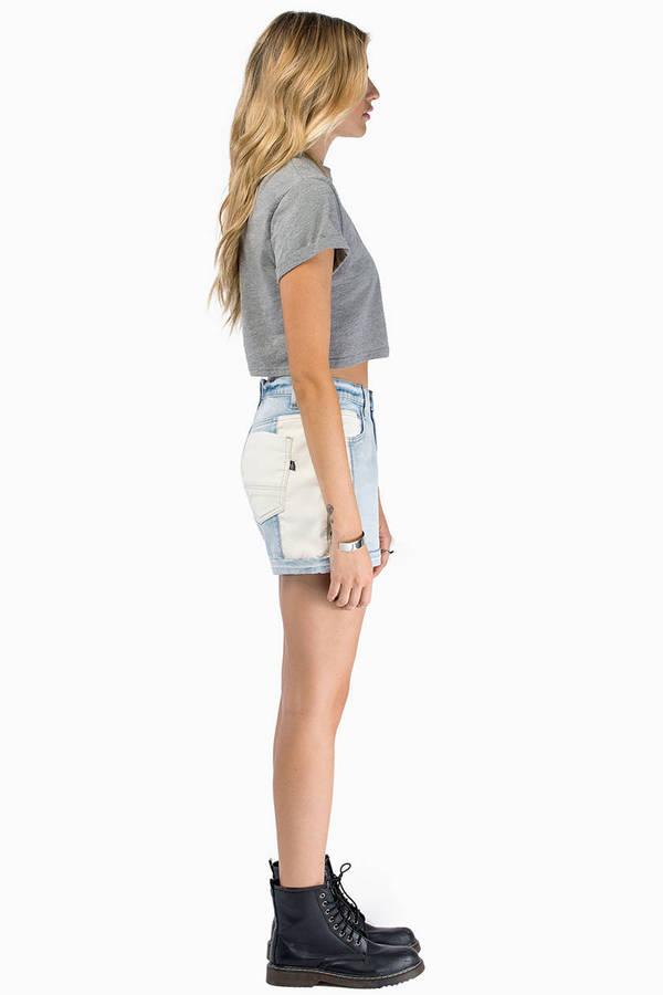 MINKPINK White Trash Superstar Shorts