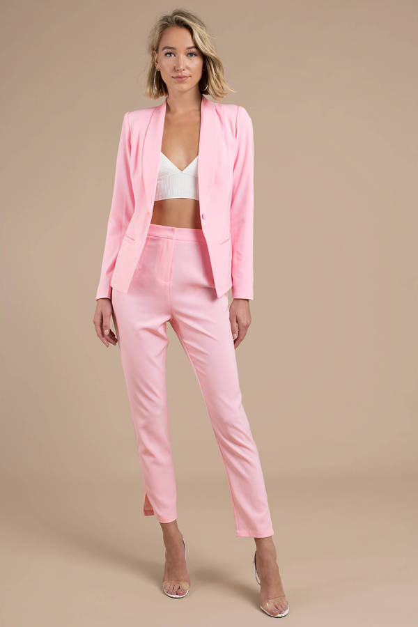 Risky Business Fitted Blazer