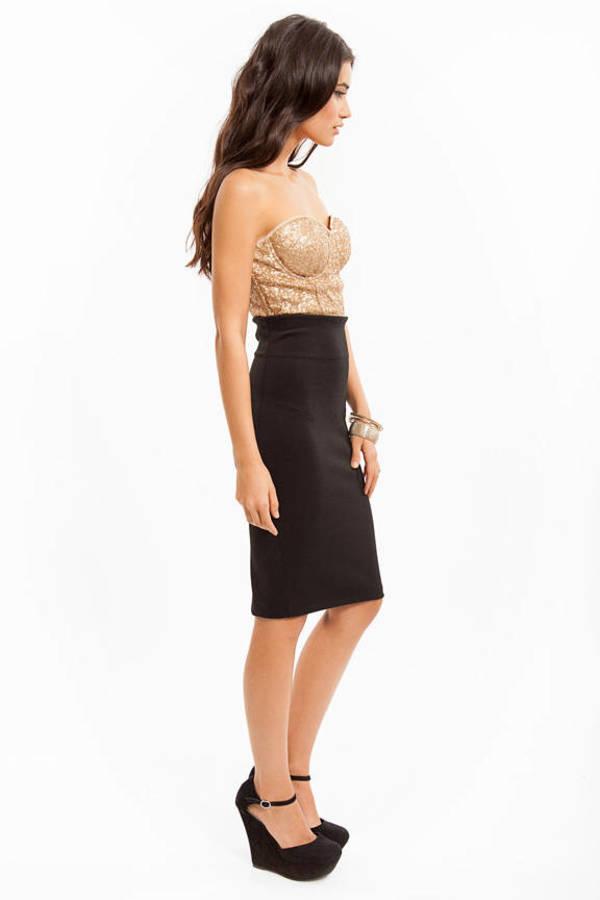 Callie Sequin Bustier