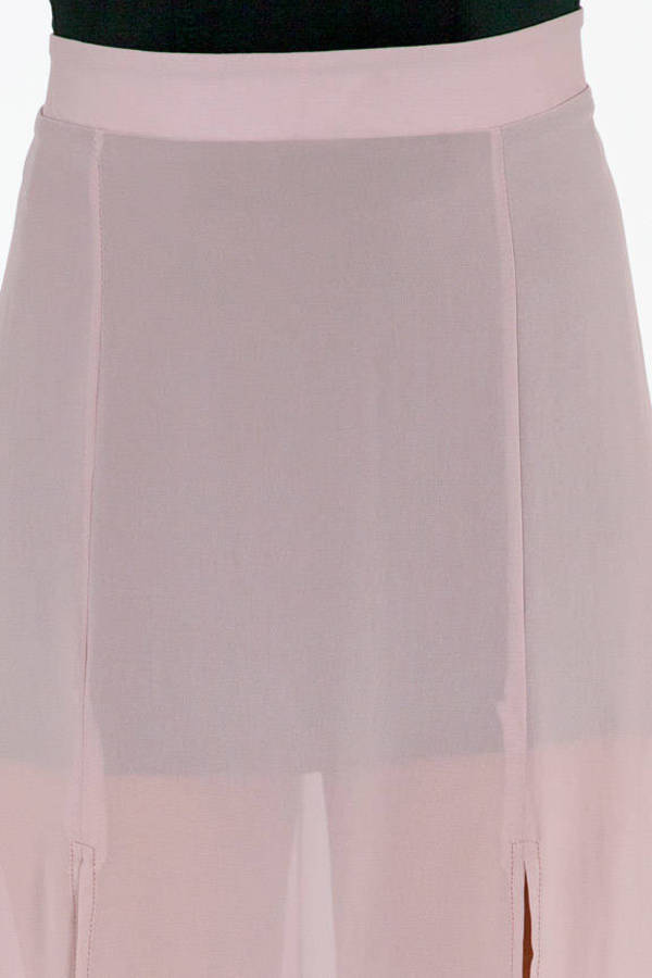 Duo Maxi Skirt