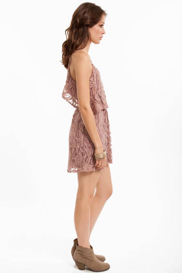 Floral Swirl Dress