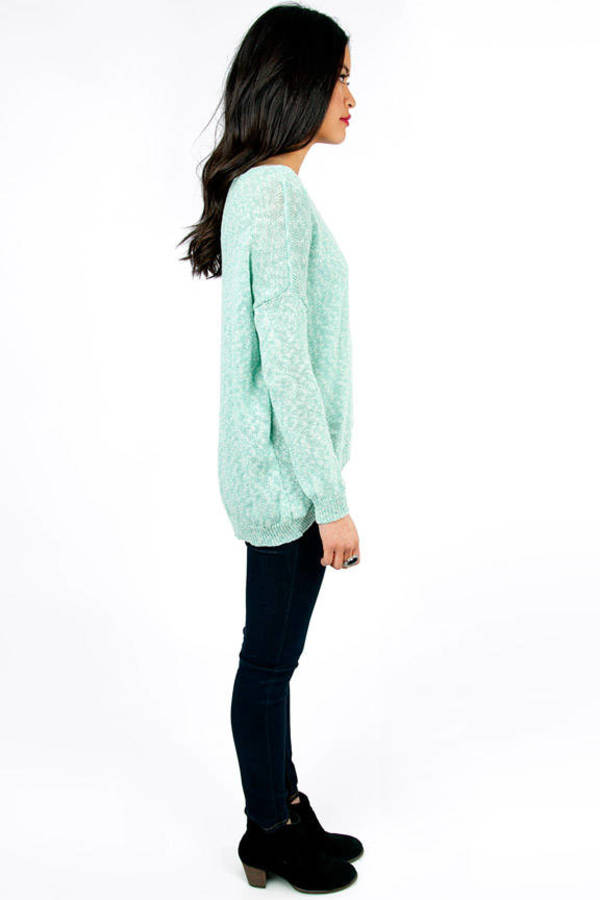 Abigail Asymmetrical Sweater