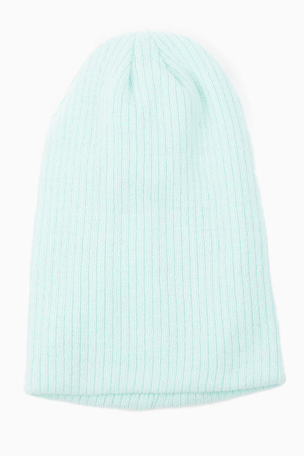 Boyfriend Knit Beanie