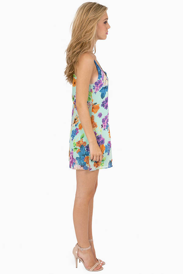 Hailey Floral Dress