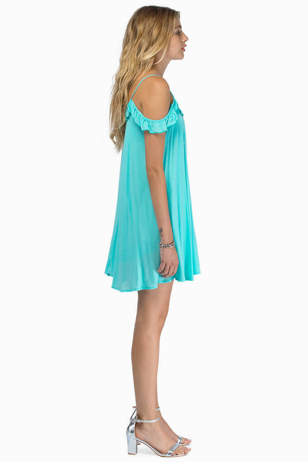 Flutter Away Dress