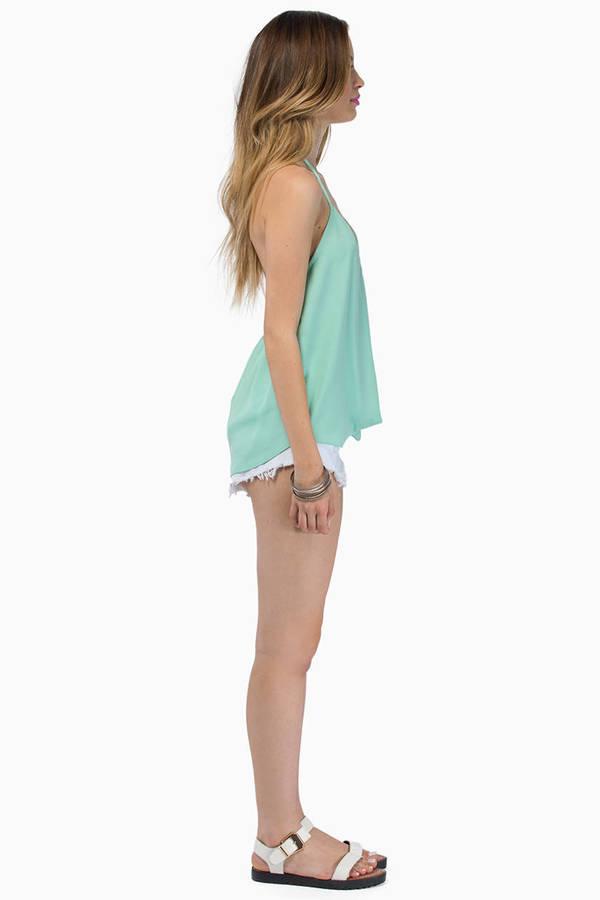 Haley Halter Top