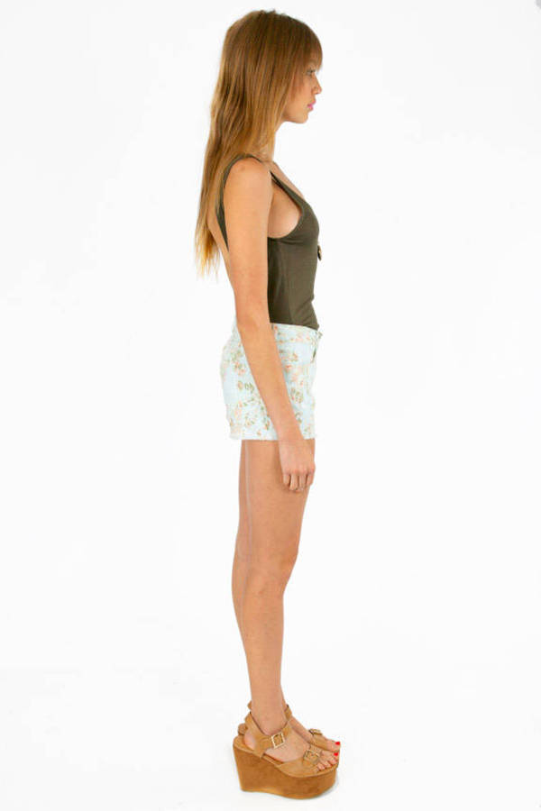 Legs For Daisy Shorts