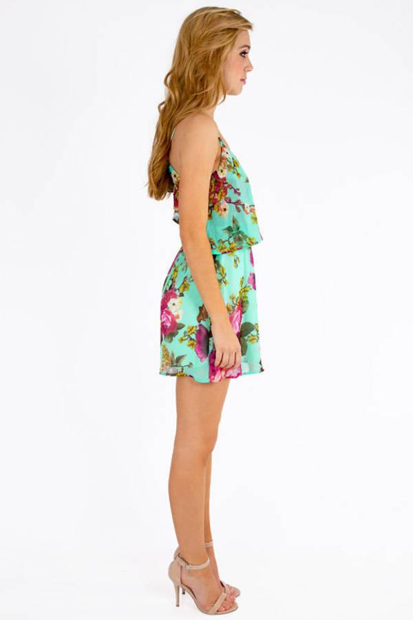 Ophelia Floral  Dress